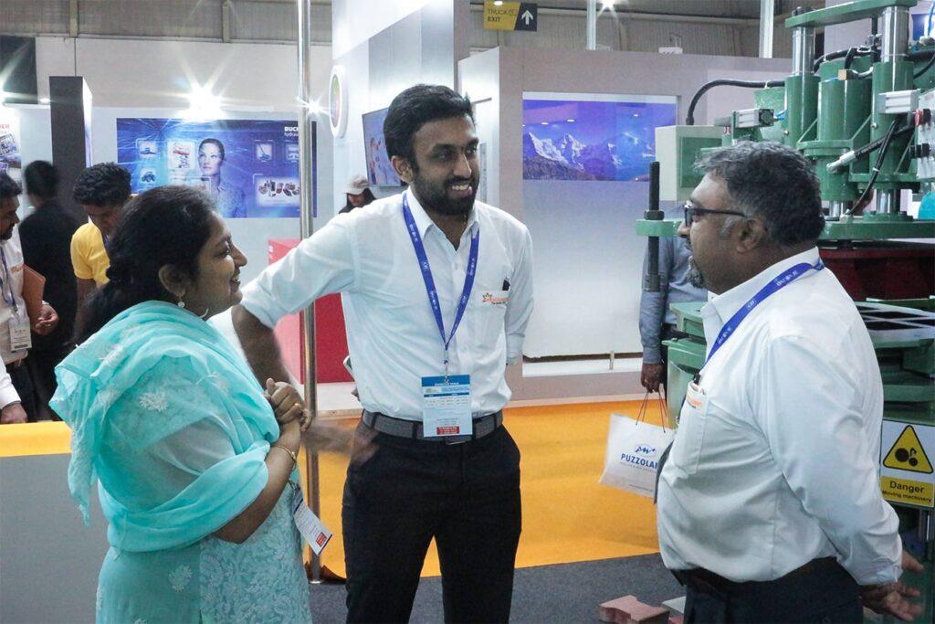 Management Team of Parijatha Machinery